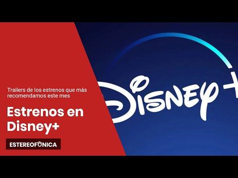 Estrenos de Disney+ en Marzo | Estereofonica