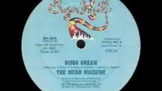 The Mean Machine - Disco Dream (1981)