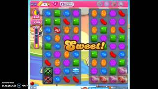 Candy Crush Level 1554 w/audio tips, hints, tricks