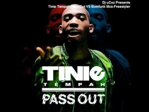 Tinie Tempah-Pass out VS Bomfunk Mcs-Freestyler