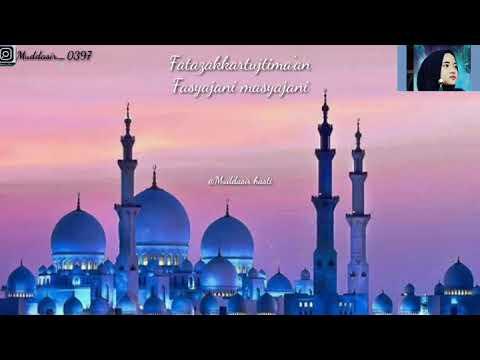 Shalawat Terbaru Barq Al Yamani Nissa Sabyan Feat Adam Ali Cocok Untuk Snap Wa