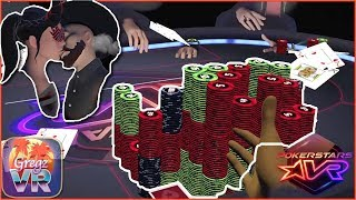PokerStars VR ⭐️ | #6: Started Classy, That Went South! | ♥️♣️♦️♠️