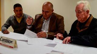 Firma Cambio convenio con Fundación Provocando i para el Desarrollo