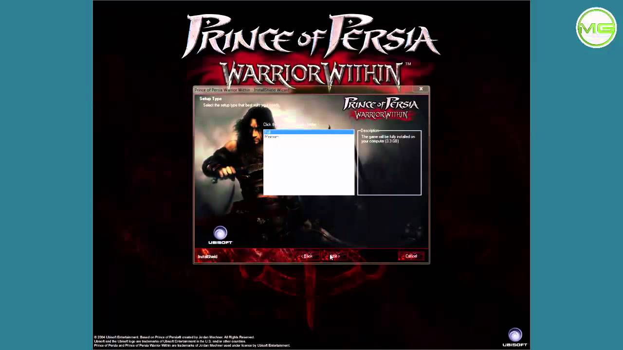 Prince of persia game trainers.