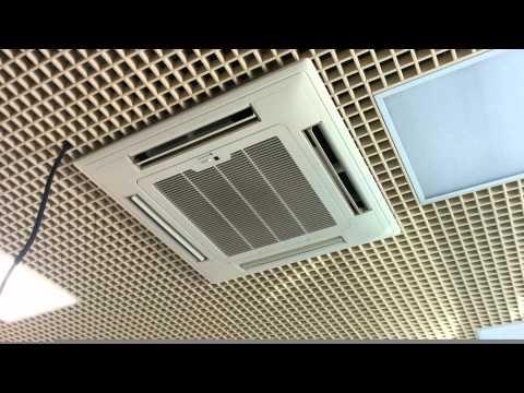 Вентиляция кондиционирование воздуха и отопление