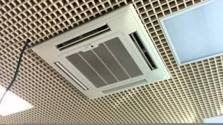 Вентиляция и кондиционирование продуктового магазина(Выполнено проектирование, поставка, монтаж систем вентиляции и кондиционирования воздуха в продуктовом..., 2014-07-14T19:50:54.000Z)