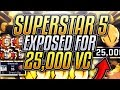 NBA 2K17 SUPERSTAR 5 PULLS UP ON 25 000 COURT IN STAGE HIGH ROLLERS W MASCOT SOMEONE EXPOSED mp3