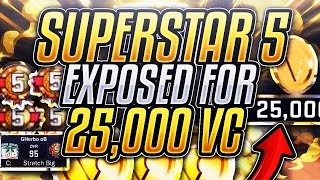NBA 2K17 SUPERSTAR 5 👑 PULLS UP ON $25,000 COURT IN STAGE HIGH ROLLERS W/ MASCOT! SOMEONE EXPOSED