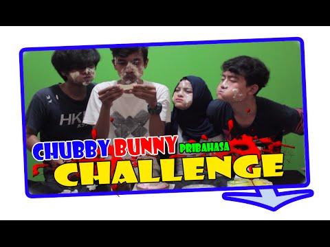 Chubby Bunny Pribahasa Challenge | Muntahnya Berkelanjutan~
