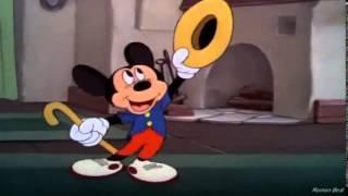 День рождения Микки - мультфильм Уолта Диснея. Русский дубляж