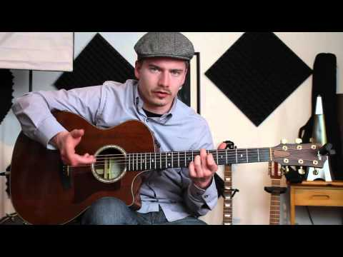 How To Play Quiet Me Down  Ben Howard guitar lesson  tutorial