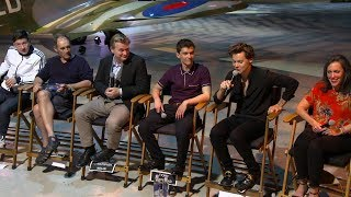 Dunkirk Press Conference - Harry Styles, Christopher Nolan thumbnail