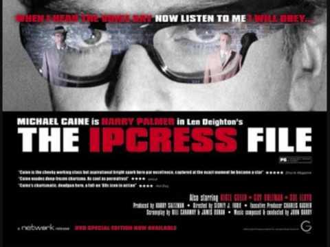 John Barry - The Ipcress File (theme)