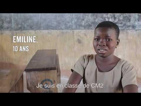 Le parrainage permet aux enfants du Togo d'être en bonne santé on YouTube