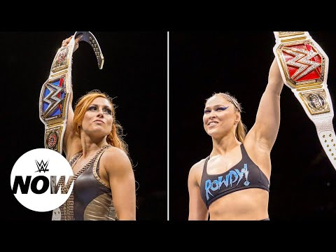 Becky Lynch isn't impressed by Ronda Rousey: WWE Now