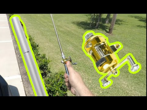 Fishing Rod Pen Review | How To Cast