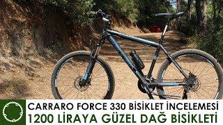 Carraro Force 330 Dağ Bisikleti - 1200 Liraya Başlangıç HD Dağ Bisikleti ;) Hidrolik Fren