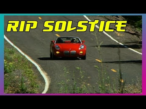 The Demise of The Pontiac Solstice (Short Shift)