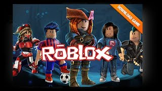 #01 learning how to play Roblox fps with Luh and Waw