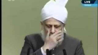 Проповедь Хазрата Мирзы Масрура Ахмада (17-09-10) часть 2