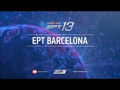 EPT 13 в Барселоне - Главное Событие - Финальный стол (с показом закрытых карт)
