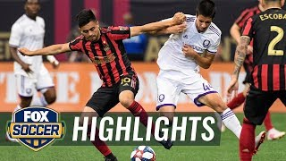 90 in 90: Atlanta United vs. Orlando City | 2019 MLS Highlights