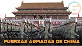 El Poderos Ejército Chino