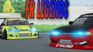 FR LEGENDS | DRIFT