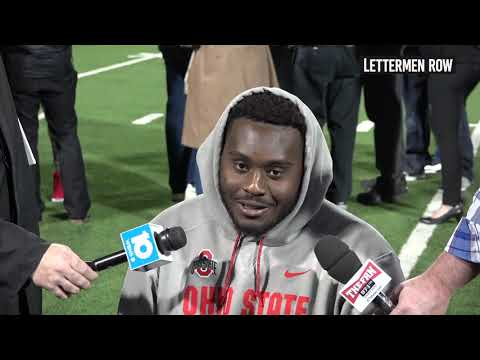 Isaiah Prince: Ohio State offensive lineman previews the Rose Bowl