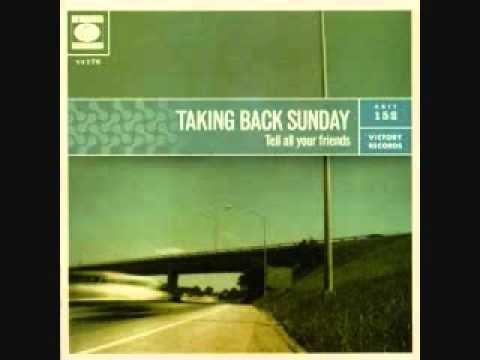 Taking Back Sunday - Beautiful Girl (Great Romances Of The 20th Century)