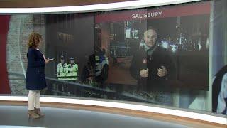 """""""Storbritannien tänker vidta åtgärder om inte Ryssland svarar inom 30 timmar"""" - Nyheterna (TV4)"""