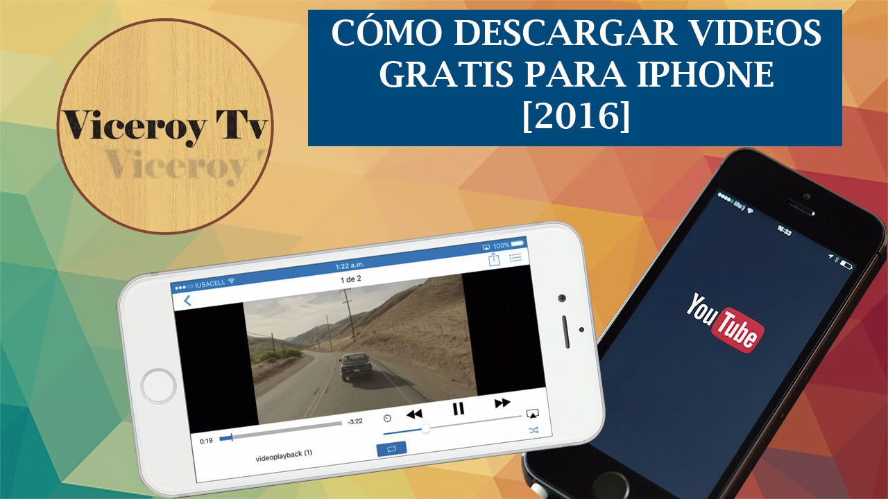 Descargar Videos Youtube Gratis Iphone