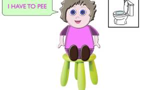 INGLÉS INFANTIL: A BASIC NEEDS - 03.1 I HAVE TO PEE
