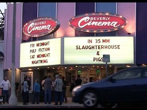 Slaughterhouse the Movie plays the New Beverly Cinema