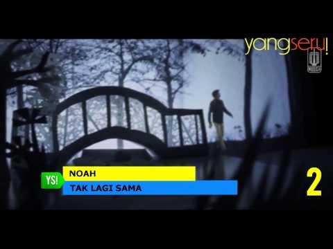 Tangga Lagu Indonesia Terbaru - YangSeru! [5-11 Desember 2013)