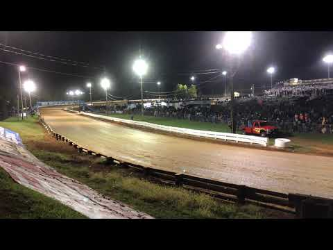 Williams Grove Speedway National Open 4 Wide Salute 10-5-19