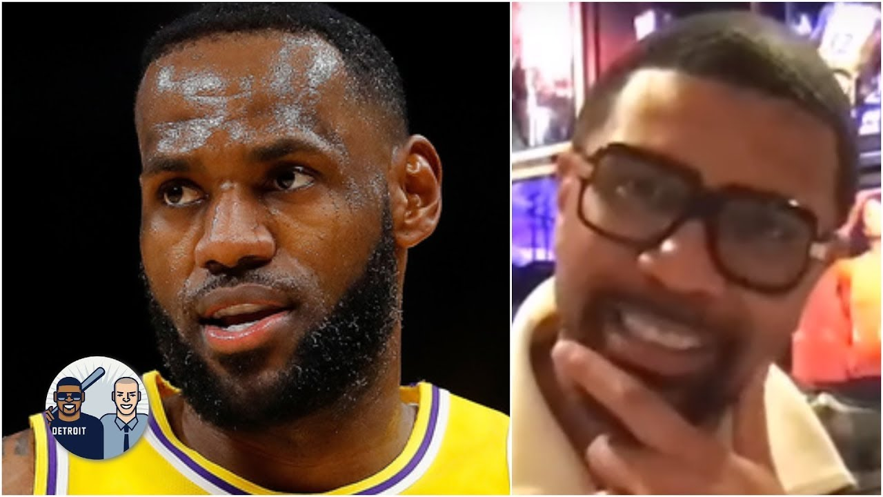 Does LeBron James see his career coming to an end? | Jalen & Jacoby