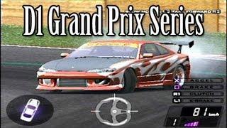 D1 Drift Grand Prix - Kicking It Old School Ep 6 | SLAPTrain