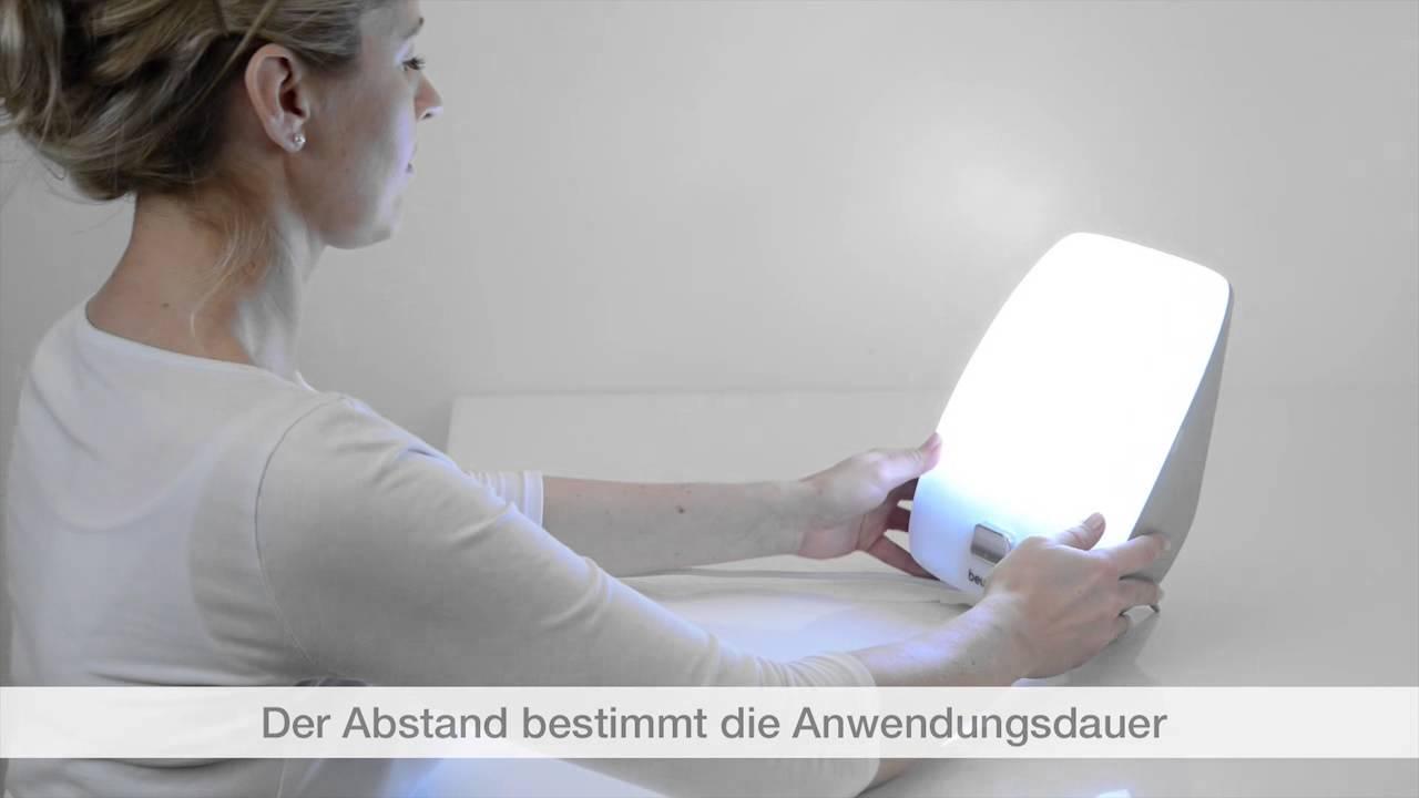 Beurer Tl 40.Quick Start Video Der Tageslichtlampe Tl 40 Von Beurer