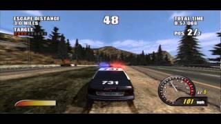 Burnout 2: Point of Impact (PS2) - Pursuit 1