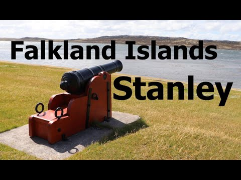 Highlights of Stanley in 5 minutes! Falkland Islands