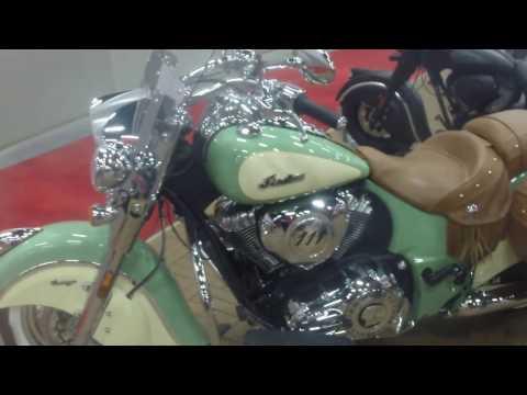 2017 MOTORCYCLE SHOW EDMONTON
