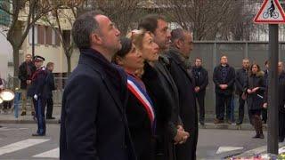 Attentat Charlie Hebdo: quatre ans après, hommage aux victimes