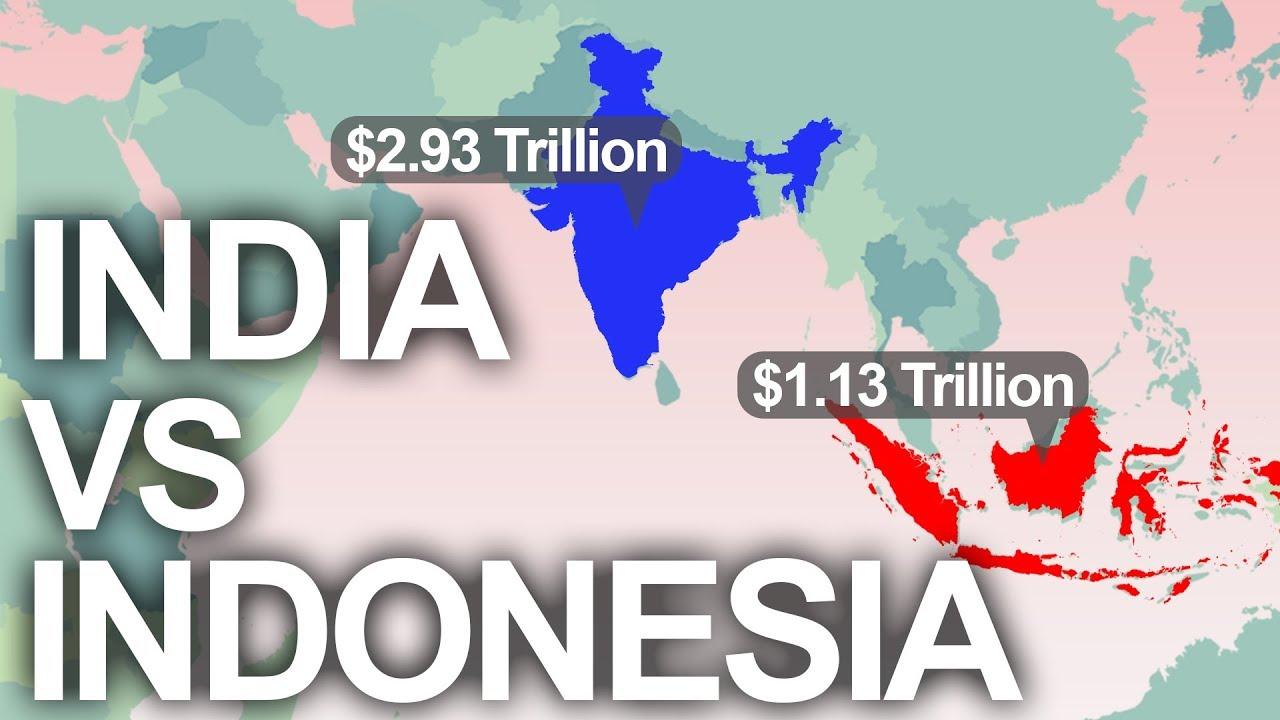 India Vs Indonesia Detailed Comparison