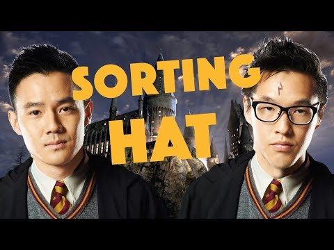GRYFFINDOR OR SLYTHERIN? ft. Mike Bow - Lunch Break!