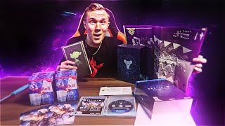Destiny: The Taken King Collectors Edition Unboxing!!