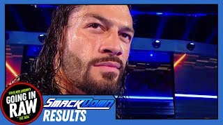 WWE Smackdown Full Results & Review | Roman's Shakeup | Going In Raw Podcast!