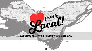 Love Your Local - Embrace The New