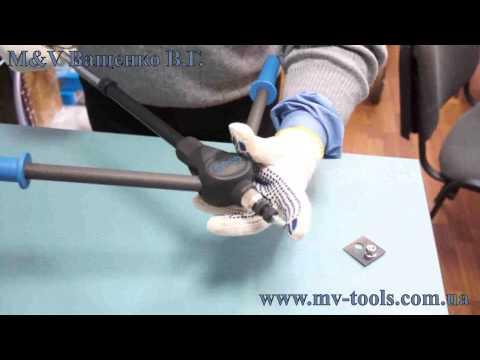 Заклепочник GO-6-SP для резьбовых заклепок и шпилек