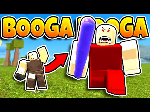 Pvp With New Diamond Armor Roblox Booga Booga Doovi